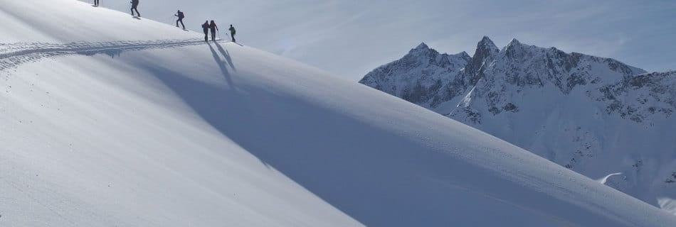 "No.12 ""Homeground"" Week – Exclusive ski-touring in Wipptal (Wipp Valley)"