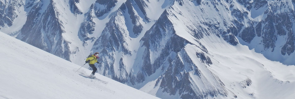 No.25 Easter Ski-touring in the high-lying valley of Pfitsch (Zillertal and Pfunder Mountains)