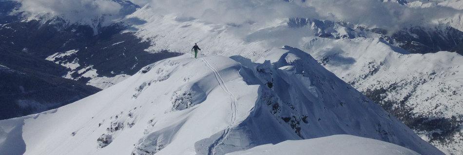 Nr.12 Gourmet-Skitouren Sarntaler Alpen (langes Wochenende)