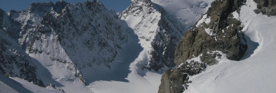 No.42 Dauphiné – Massif des Ecrins