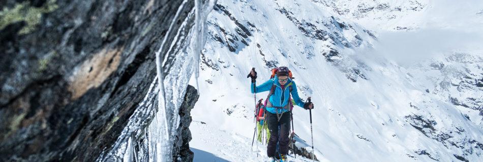 Nr.08 Skitourenwoche Passeiertal (Ötztaler- u. Stubaier Alpen)