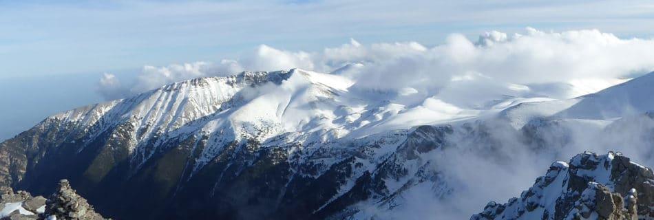 Nr.10 Skitouren in Griechenland (Olymp & Kreta)