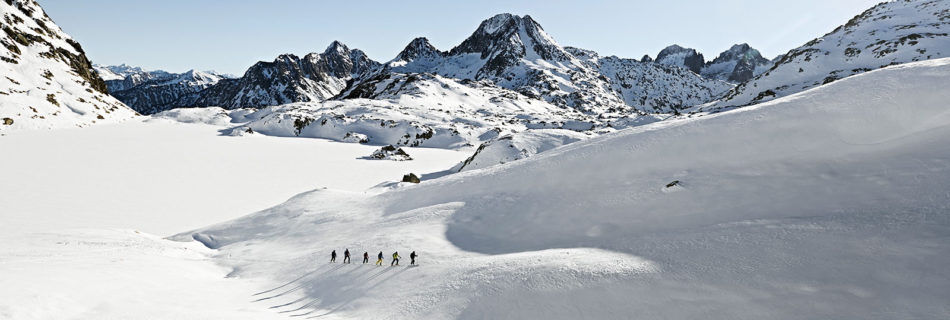 No. 29 Ski-touring in the Pyrenees