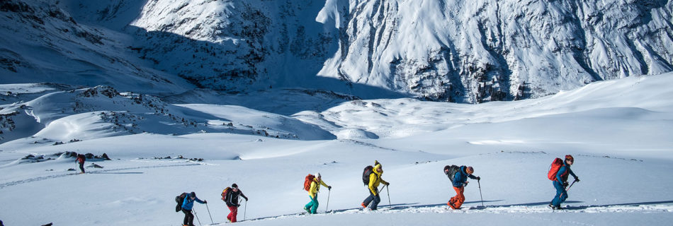 No.21 Ski-touring in Ulten Valley & Nons Valley (Ultental & Nonstal)