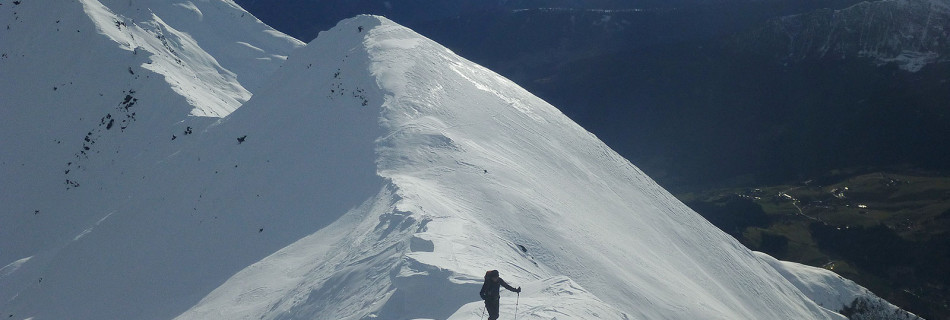 Nr.29 Korsika auf Skieren