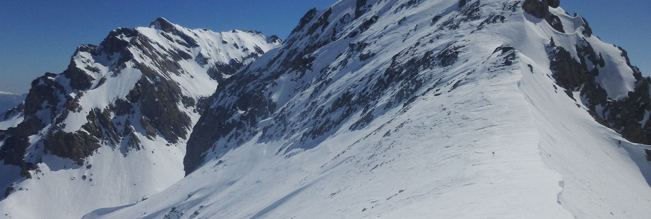 "No. 28 Ski-touring week ""best snow, best weather"""