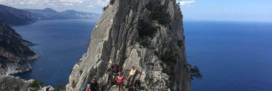 No. 062 Selvaggio blu – Trekking in Sardinia