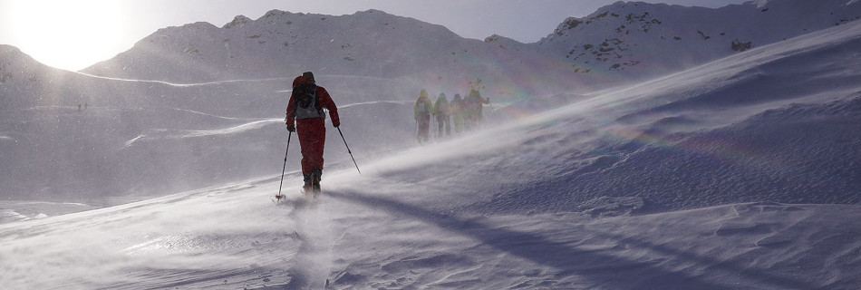 No. 23 Ski-touring in the Monfalconi-group – The Bellunese Dolomites
