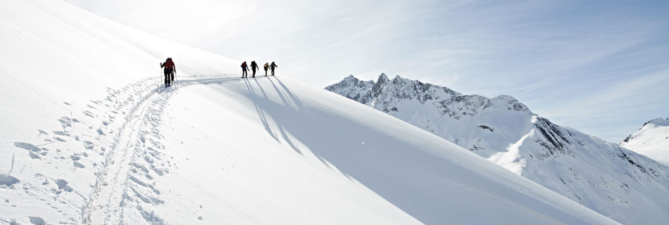 No. 07 Ski-touring in the Dolomites (Eastern Section)