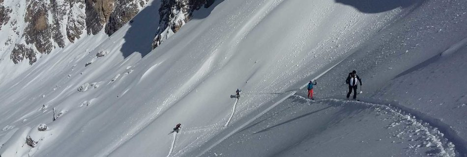 No.19 Ski-touring in Ulten Valley & Nons Valley (Ultental & Nonstal)