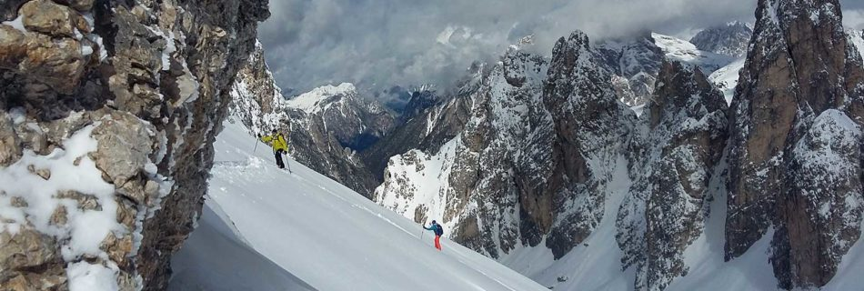 No.21 Firn- Ski-touring in the high-lying valley of Pfitsch (Zillertal and Pfunder Mountains)