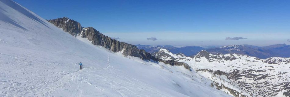 No. 26 Ski-touring in the Pyrenees