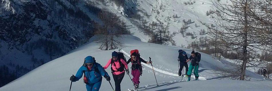 No.06 Ski-touring in Livigno