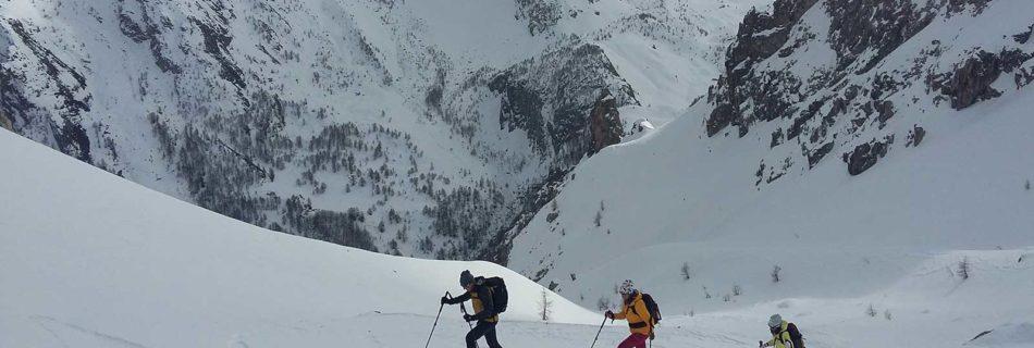 Nr.09 Skitouren im Valle Stura (Piemont)