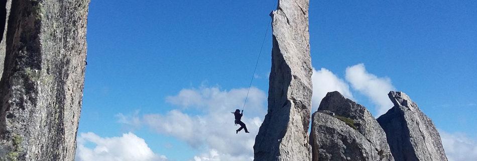 Nr.053 Granite climbing Bergell