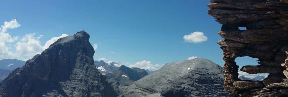 No.060 Central Tyrol high level footpath