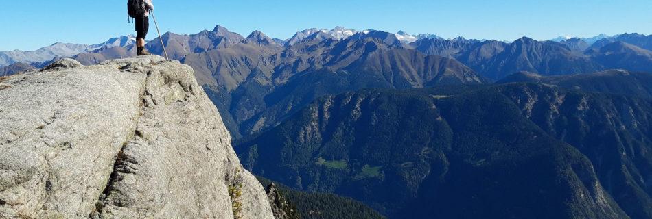 No.061 Traverse of the Sarntal Alps