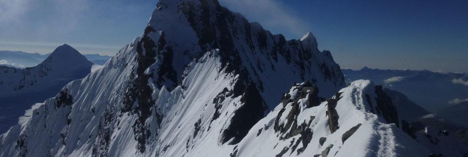 No.063 Piz Bernina & Piz Palü