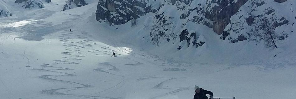 Nr.20 Skitouren in den Friulaner Dolomiten