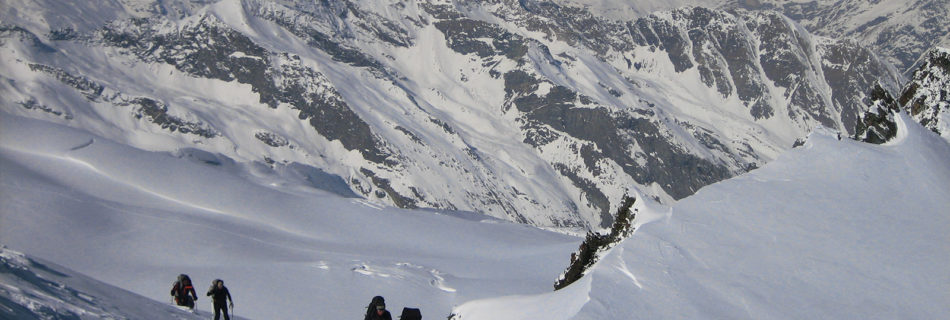 Nr.27 Gran Paradiso & Monte Rosa (Aostatal)