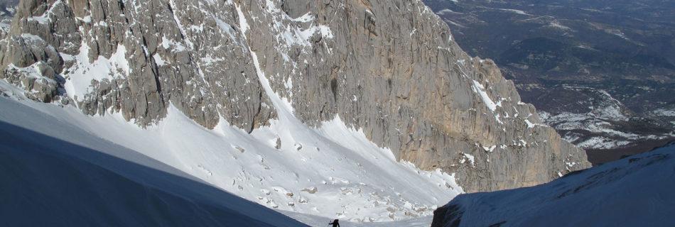 Nr.16 Skitouren in den  Abruzzen – Gran Sasso Gebiet (Apennin)