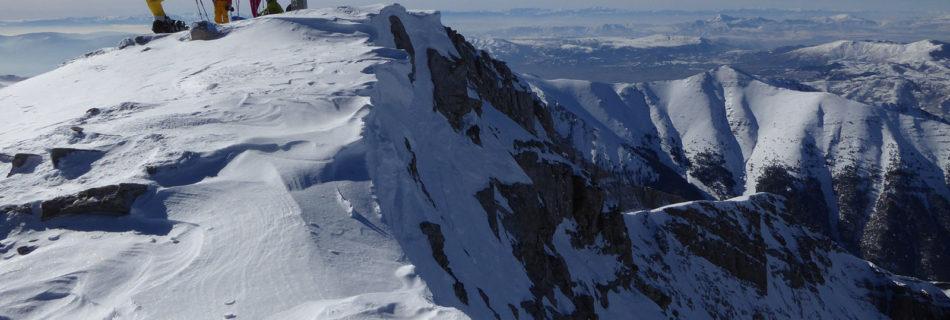 Nr.17 Skitouren in Griechenland