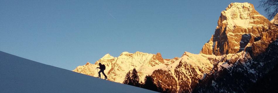 """Nr.05 """"Hausberge-Woche"""" – Exklusive Skitouren im Wipptal"""