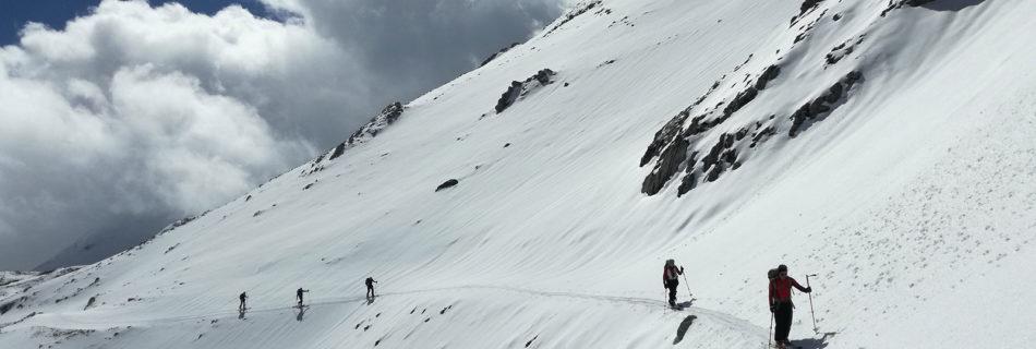 Nr.18 Skitouren in Griechenland