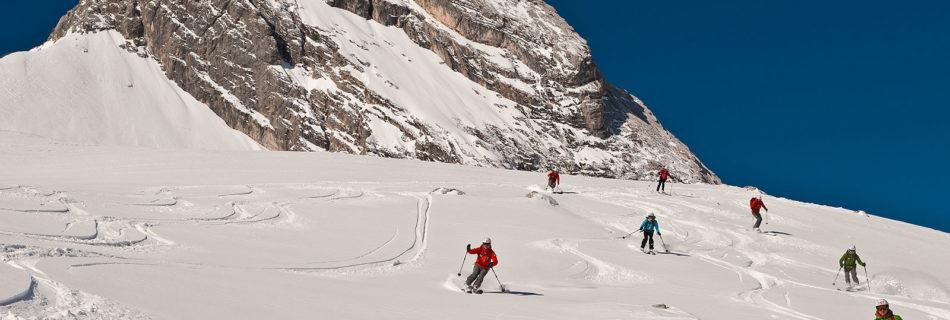 Nr.04 Praxistraining Skitour