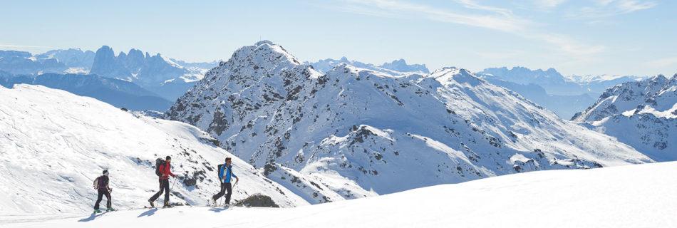 Nr.13 Skidurchquerung der Sarntaler Alpen (mit Tagesrucksäcken)