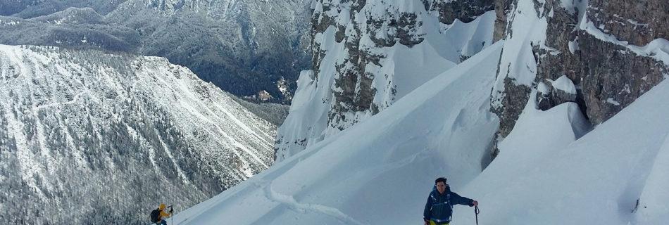 Nr.12 Skitouren in den Friulaner Dolomiten