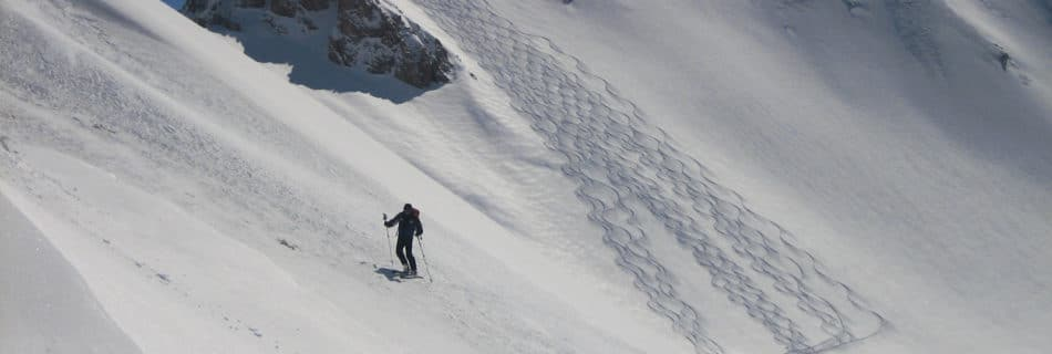 No.19 Ski-touring in Valle Maira (Alpes Cottiennes- Piemont)