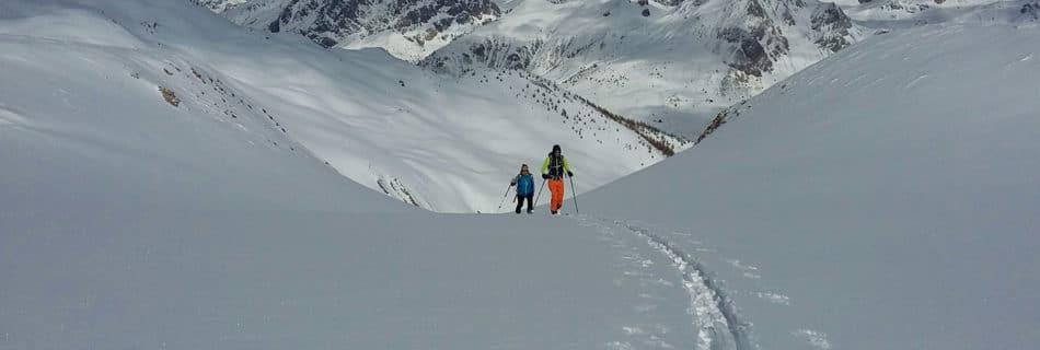 Nr.08 Skitouren im Valle Stura (Piemont)