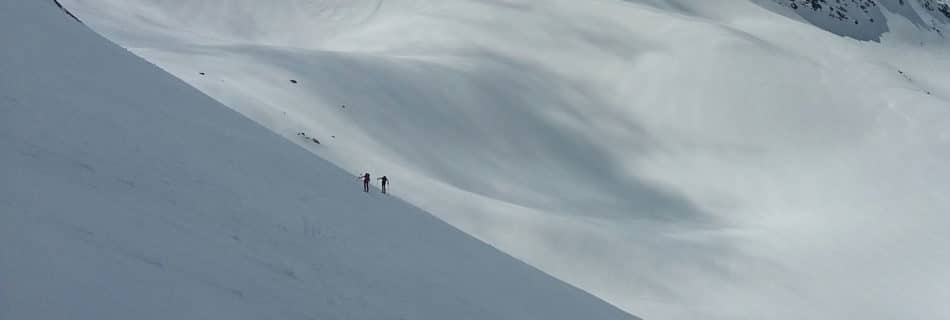 No.20 Ortler Ski ascent
