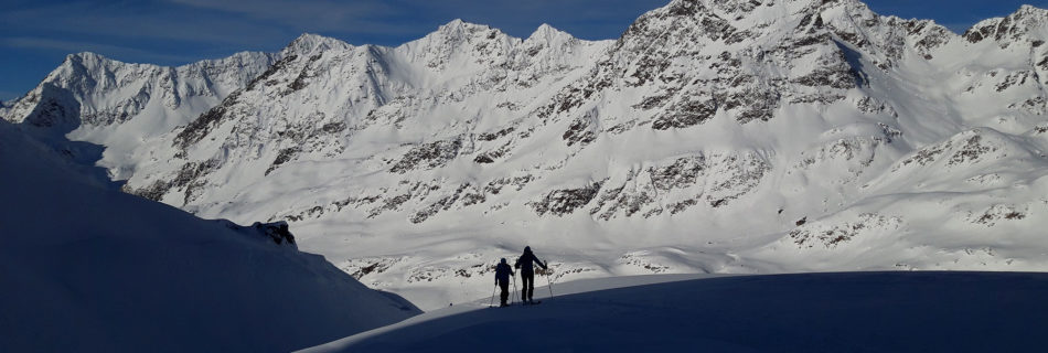 No.16 Ski-touring in the Ulten Valley & Nons Valley (Ultental & Nonstal)