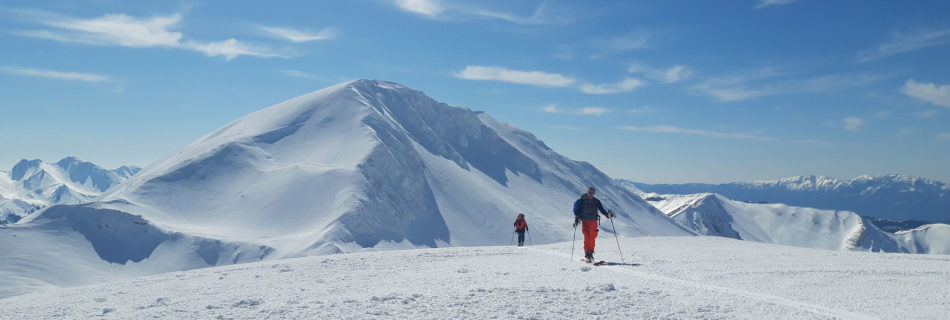 No.10 Ski-touring in Greece – Olympus & Crete