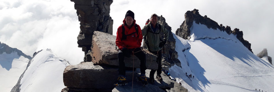 No.22 Gran Paradiso & Monte Rosa (Aosta Valley)