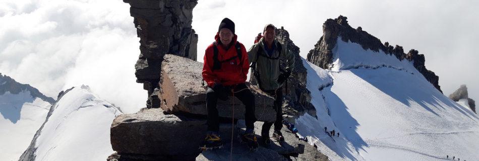 Nr.22 Gran Paradiso & Monte Rosa (Aostatal)