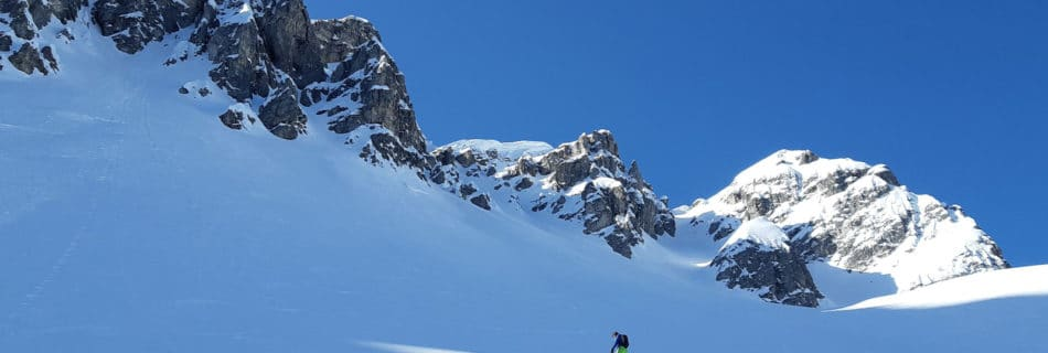 No.18 Ski-touring in the Ulten Valley & Nons Valley (Ultental & Nonstal)