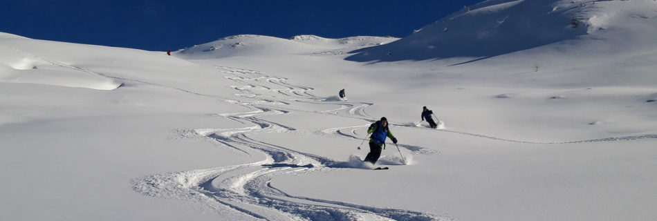 No.4 Slow motion – Ski touring for enthusiasts and beginners