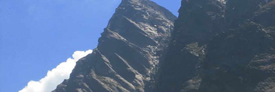 No.42 Jaufenspitze – North ridge (Beginner's climbing route)